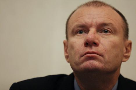 Vladimir Potanin. Source: Rossiiskaya Gazeta / Liliya Zlakazova