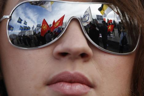 Will Russians attend the Feb. 4 protests? Source: Reuters / Vostock Photo