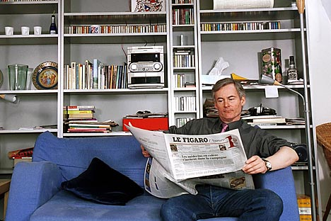 Veteran BBC journalist Martin Sixsmith. Source: Rex Features / Fotodom