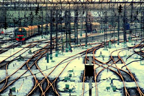 End of the line: transport networks built in the Soviet era are in need of modernisation. Source: Getty Images / Fotobank