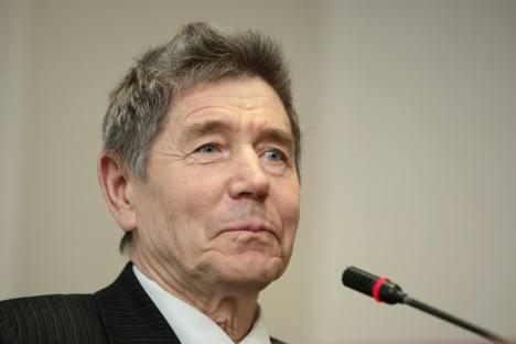 President of the New Economic School Valery Makarov. Source: Rossiiskaya Gazeta / Savostianov Sergei