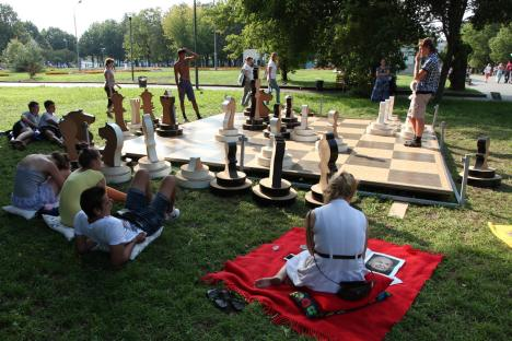 Authorities are going to redevelop some Moscow parks to attract more people. Source: PhotoXPress