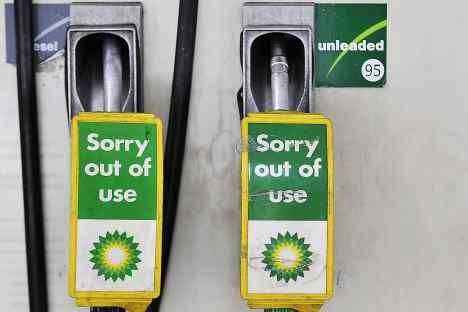 Staying power: experts say BP is unlikely to leave Russia. Source: Vostock photo