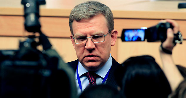 Former Russian Finance Minister Alexei Kudrin. Source: Reuters/Vostock-Photo