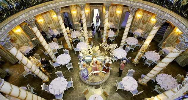 Turandot Restaurant. Source: ITAR-TASS