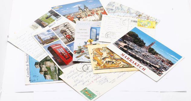 Russia has the second largest number of members in the postcrossing  movement. Source: ITAR-TASS