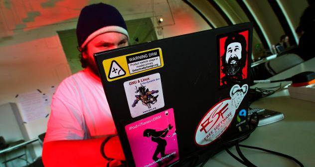 Hacked off: Russia is tired of being blamed for cybercrime that occurs in other countries. Source: ITAR-TASS