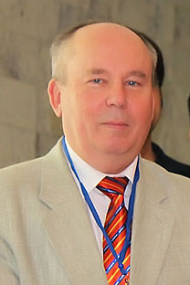 Mikhail Kalinkin, rector of the Tver Medical Academy.