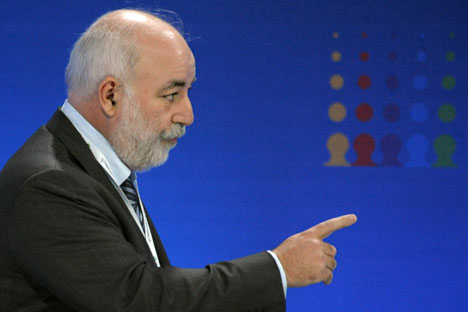Vekselberg's resignation might be a result of his ongoing disagreement with RusAl main shareholder Oleg Deripaska. Source: Kommersant
