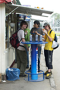 Kiosks will be banned from selling beer under new legislation. Photo: PhotoXpress