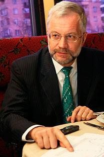 Grigori Marchenko. Photo: RIA Novosti