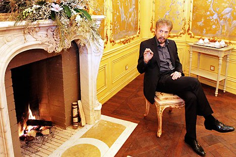 Russian restaurateur Andrei Dellos. Source: ITAR-TASS