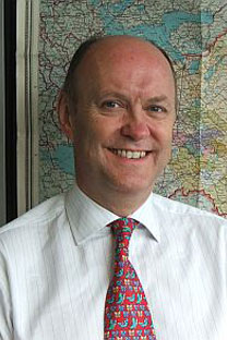 Stephen Dalziel is Executive Director of the Russo-British Chamber of Commerce.