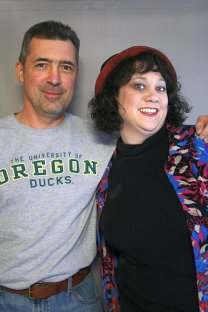 Sacha Gousev and Kim Palchikoff. Image from http://storycorps.org/blog/author/lilly-sullivan/