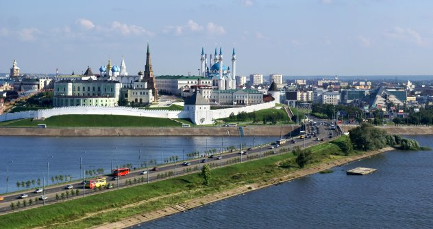 In Kazan, the capital of Tatarstan, the local Kremlin houses both a Russian Orthodox Church and a Mosque. Source: Lori / Legion media