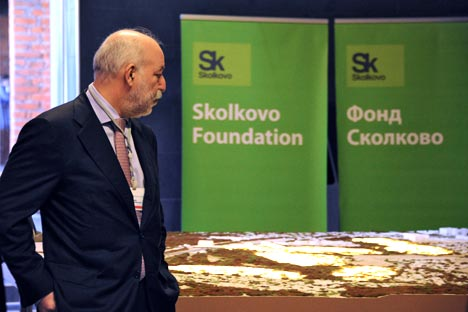 At St. Petersburg economic forum, Viktor Vekselberg, president of Skolkovo Innovation Center, signed a number of agreements with leading hi-tech firms and institutions such as Nokia Corporation, Simens AG, IBM, Massachusetts Institute of Technology.