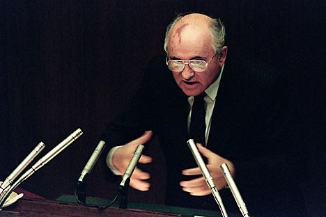 Mijaíl S. Gorbachov Foto de AFP_EastNews