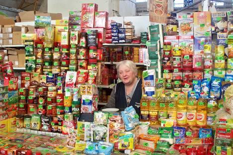 Wer an einem solchen Stand bedient wird, will nie wieder in den Supermarkt. Foto: Privat