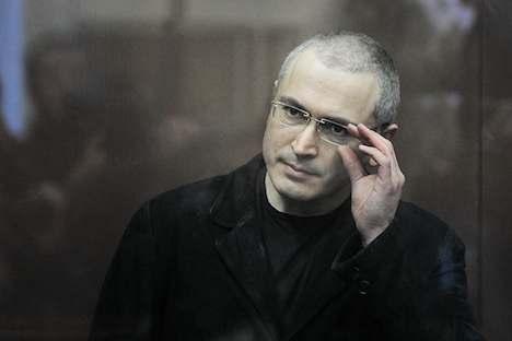 Mijaíl Jodorkovski. Foto de Itar-Tass