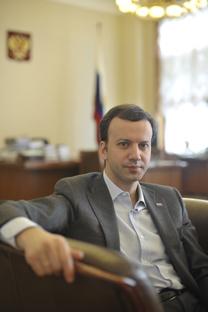 Akardy Dvorkovich. Foto de Nikolay Koroliov, Rusia Hoy