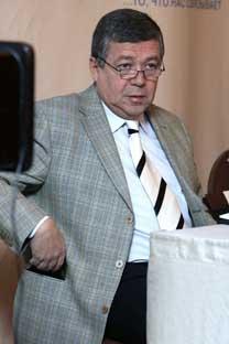 Ruslán Grinberg. Foto de Kommersant.