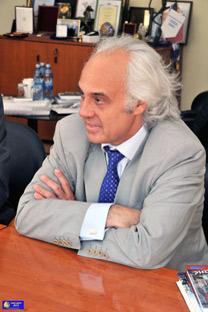 Juan Antonio Marc Pujol, el embajador de España en Rusia