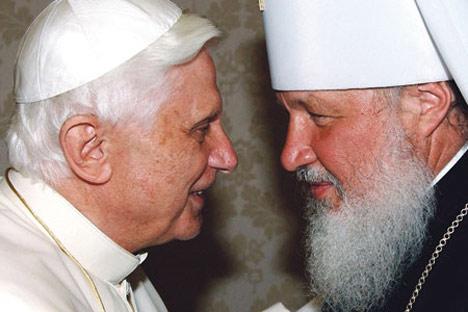Este año, los ortodoxos y los católicos celebran la Pascua el mismo día. Foto de Reuters