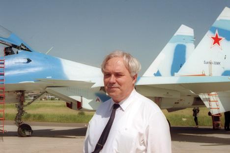 Mijaíl Símonov. Foto de: ITAR-TASS