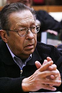 Leonid Abalkin. Foto de Itar-Tass