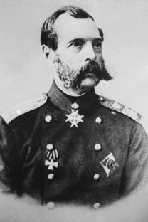 Alejandro II. Foto de ITAR_TASS