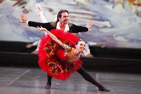 Erick Swolkin e Bruna Gaglianone/Foto:Sergio Almeida