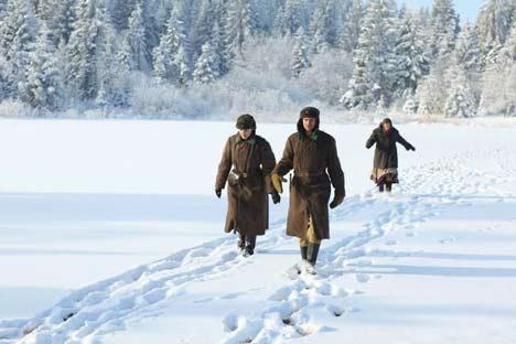 """La película """"Ispansi"""". Foto de kinopoisk.ru"""