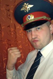Ilia Zhuravlev. Foto de los archievos personales