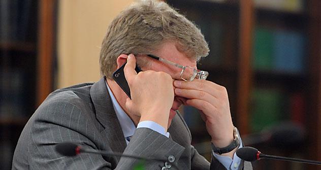 Ex-Finanzminister Alexej Kudrin. Foto: Kommersant