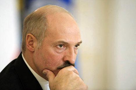 Alexánder Lukashenko. Foto de Ria Novosti