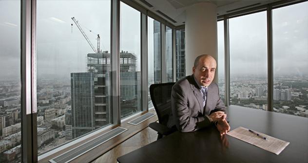 El multimillonario ruso Yuri Milner. Foto de Kommersant