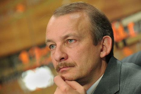 Serguéi Aleksáshenko. Foto de RIA Novosti
