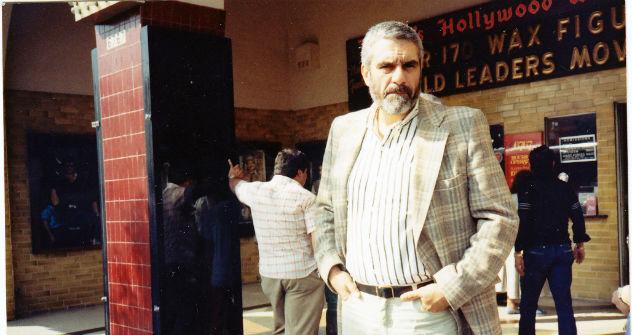 Meister der kurzen Form: Sergej Dowlatow in Tallin, 1974. Foto: aus dem persönlichen Archiv