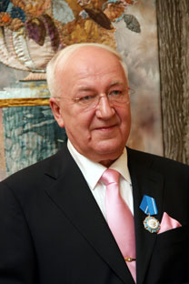 Alexander Kadakin, Russia's Ambassador to India