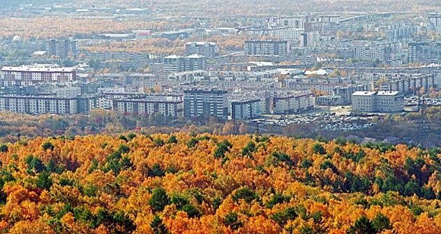 Yuzhno-Sakhalinsk.   Source: RIA Novosti