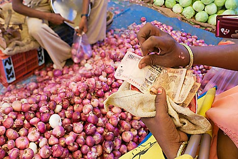 India will more than double their wealth over the next five years. Source: Alamy/Legion-Media