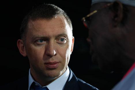 Oleg Deripaska.   Photo by Nikilay Korolyoff