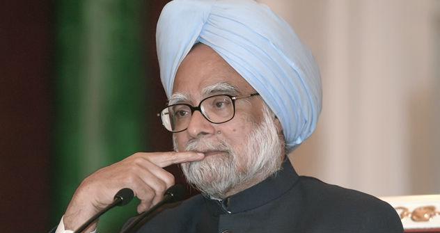 Manmohan Singh. Source: KMO
