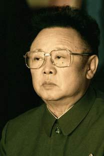 Kim Jong Il. Foto: RIA Novosti