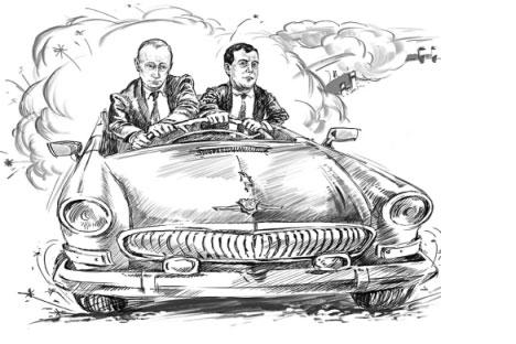 Un pormenorizado análisis del papel de los diferentes partidos ante las elecciones a la Duma Estatal. Imagen de Dmitri Divin