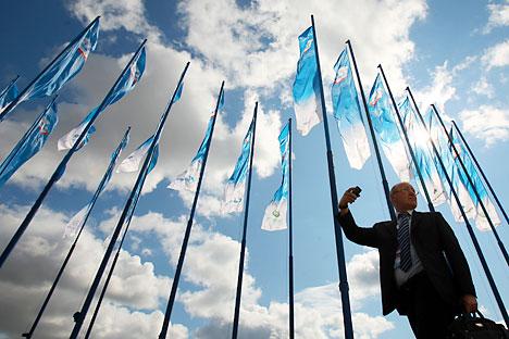 El Foro Económico de San Petersburgo. Foto de AFP/East News