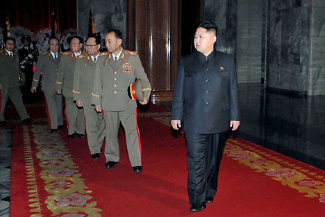 Experts are puzzled by the situation in North Korea after the death of its leader  Kim Jong Il: What political course toward its neighbors will  Kim Jong Un, North Korea's new leader, take?  Source: AP