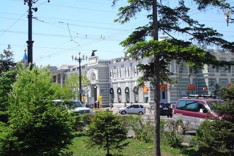 Chabarowsk. Foto: Borya