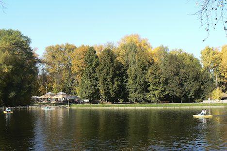 Der Gorki-Park wurde diese Jahr stark umgestaltet. Foto: andreyrem/Flickr