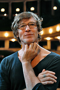 Nacho Duato aspira a ser el primer coreógrafo de Rusia. Foto de Kommersant